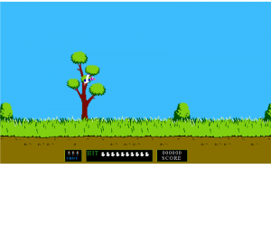 Duck Hunt Css3 Template