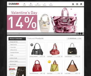 Dummy  Css3Template Downloads: 187